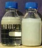 Flaschen, Hydrolackhaltigem, Spülwasser