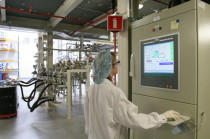 Produktionshalle, GS INTECH, Bad Schönborn